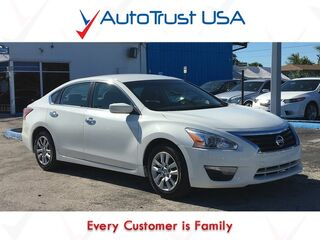 Nissan Altima 2.5 S CLEAN CARFAX BACKUP CAM BLUETOOTH 2015