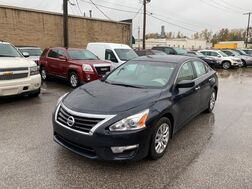 2015_Nissan_Altima_2.5 S_ Cleveland OH
