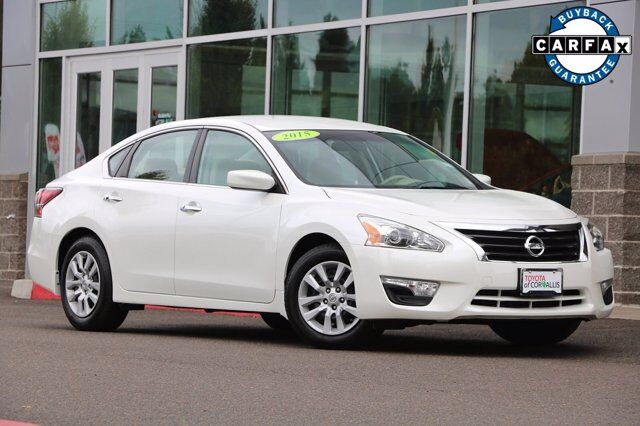 2015 Nissan Altima 2.5 S Corvallis OR