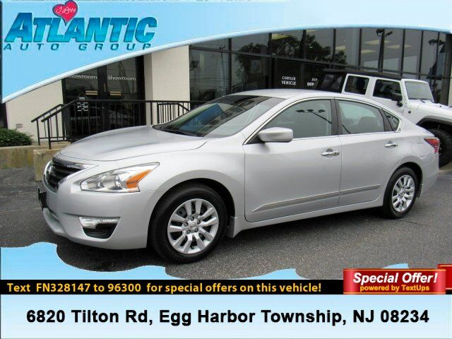 2015 Nissan Altima 2.5 S Egg Harbor Township NJ