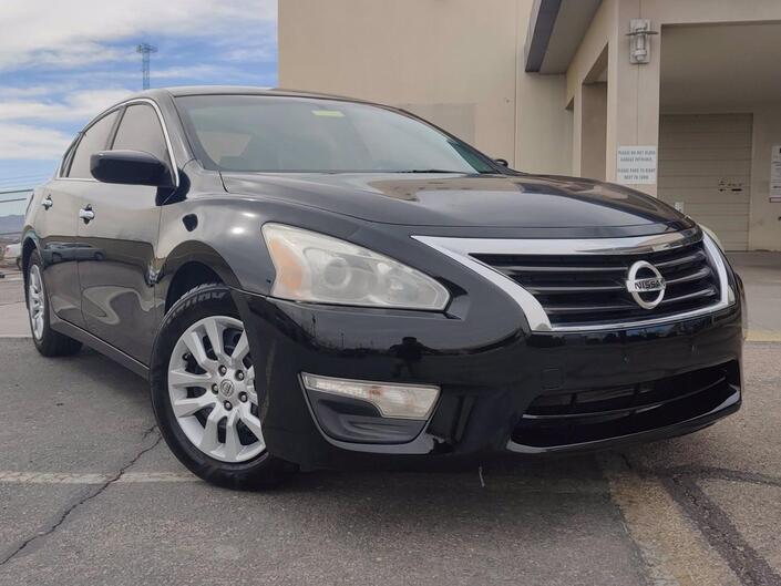 2015 Nissan Altima 2.5 S El Paso TX