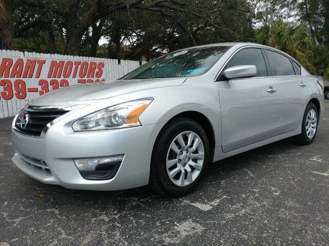 2015_Nissan_Altima_2.5 S_ Fort Myers FL