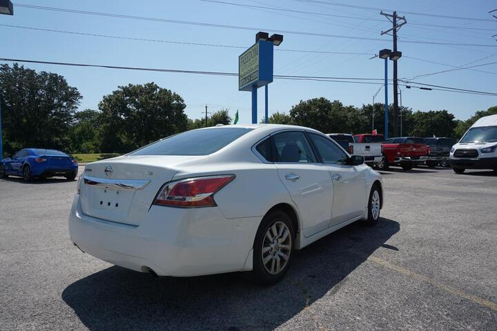 2015 Nissan Altima 2.5 S Dallas TX