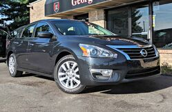 2015_Nissan_Altima_2.5 S_ Georgetown KY