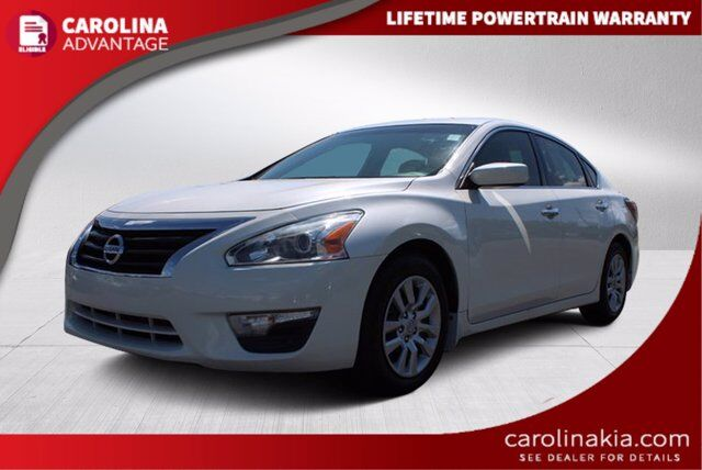 2015 Nissan Altima 2.5 S High Point NC