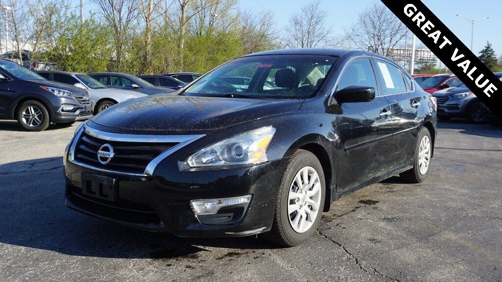 2015 Nissan Altima 2.5 S Highland Park IL