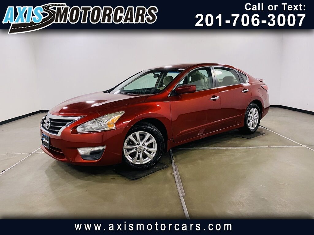 2015 Nissan Altima 2.5 S Jersey City NJ