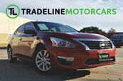2015 Nissan Altima 2.5 S KEY-LESS START, REAR VIEW CAMERA, SPORT, AND MUCH MORE!!!