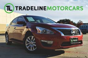 2015_Nissan_Altima_2.5 S KEY-LESS START, REAR VIEW CAMERA, SPORT, AND MUCH MORE!!!_ CARROLLTON TX
