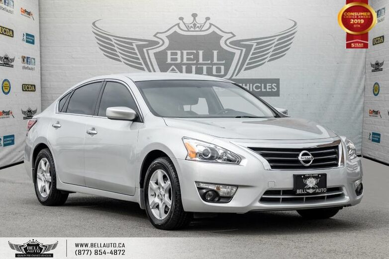 2015 Nissan Altima 2.5 S, NO ACCIDENT, BLUETOOTH, PUSH START, TRACTION CNTRL Toronto ON