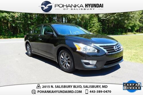 2015_Nissan_Altima_2.5 S **ONE OWNER**_ Salisbury MD