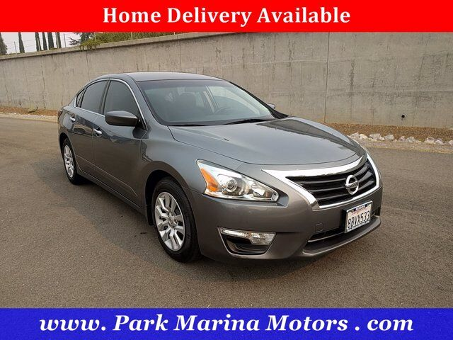 2015 Nissan Altima 2.5 S Redding CA