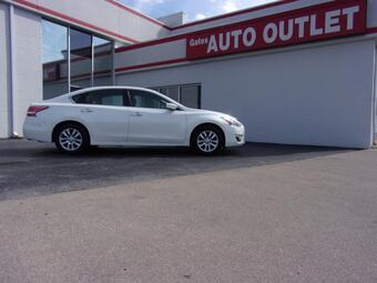 2015_Nissan_Altima_2.5 S_ Richmond KY
