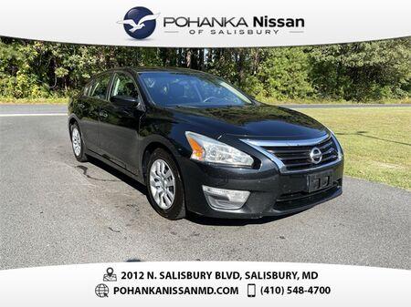 2015_Nissan_Altima_2.5 S_ Salisbury MD