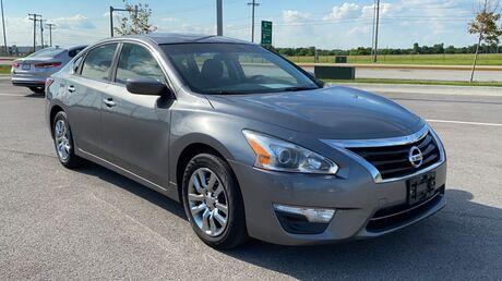 2015 Nissan Altima 2.5 S Lebanon MO, Ozark MO, Marshfield MO, Joplin MO