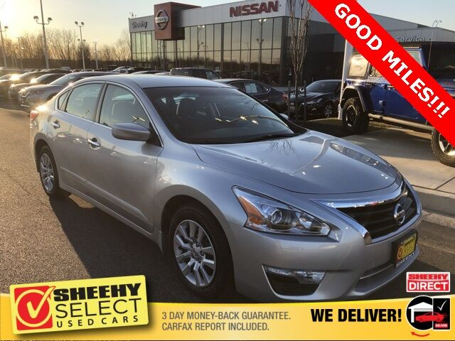 2015 Nissan Altima 2.5 S White Marsh MD