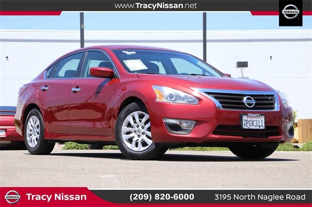 2015 Nissan Altima 2.5 S Tracy CA