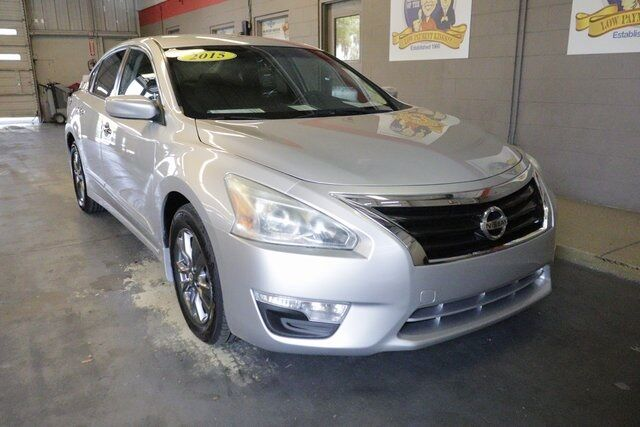 2015 Nissan Altima 2.5 S Winter Haven FL
