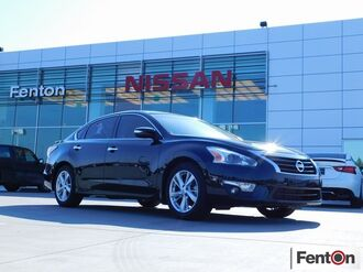 2015_Nissan_Altima_2.5 SL CERITIFIED PRE-OWNED - ONE OWNER - LEATHER - ROOF_ Ardmore OK