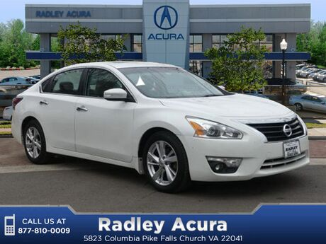 2015 Nissan Altima 2.5 SL Falls Church VA