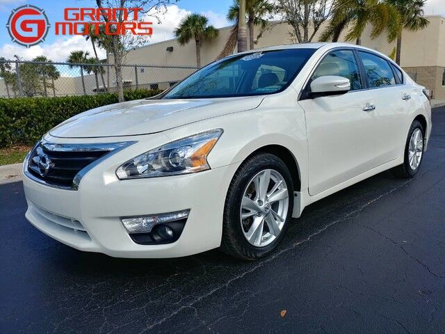 2015_Nissan_Altima_2.5 SL_ Fort Myers FL