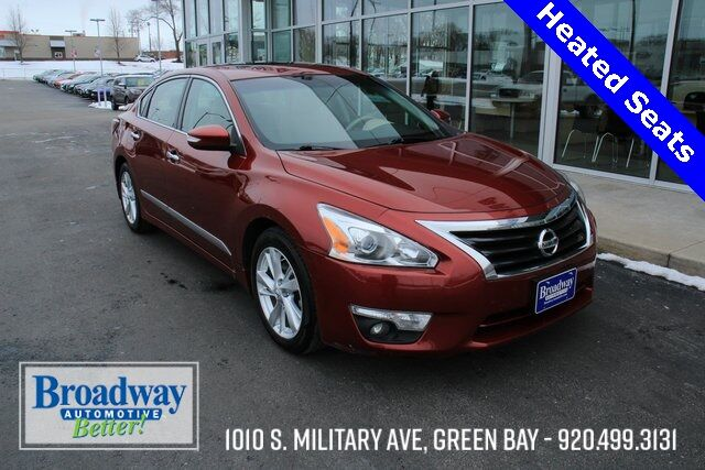 2015 Nissan Altima 2.5 SL Green Bay WI