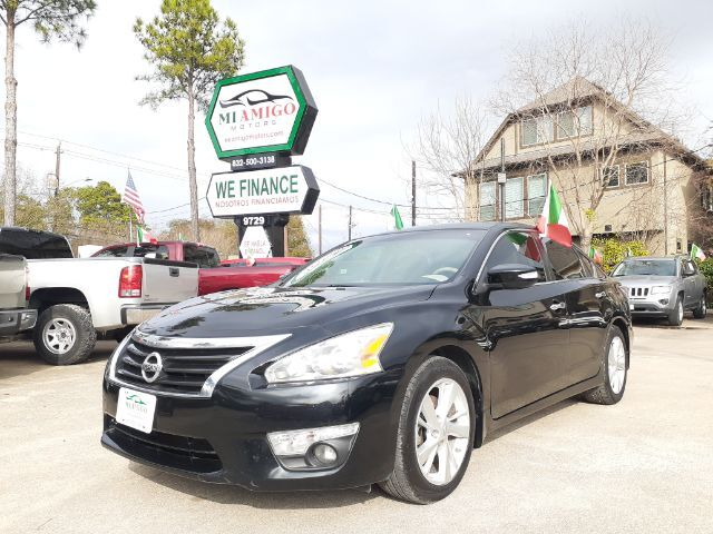 2015 Nissan Altima 2.5 SL Houston TX