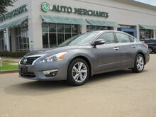 2015_Nissan_Altima_2.5 SL NAV, SUNROOF, SAT RADIO, BLUETOOTH, HTD SEATS, LEATHER, PUSH BUTTON, BLIND SPOT, LANE DEPART_ Plano TX
