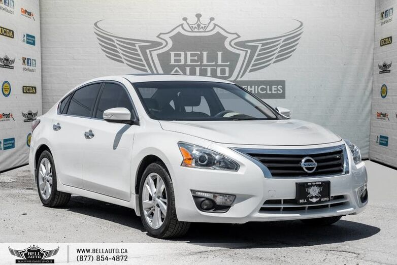2015 Nissan Altima 2.5 SL, NAVI, BACK-UP CAM, SUNROOF, LEATHER Toronto ON