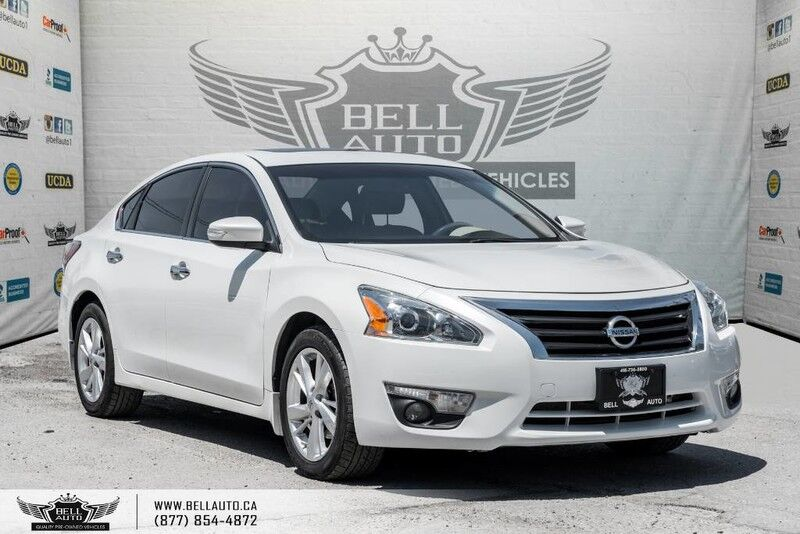 2015 Nissan Altima 2.5 SL, NAVI, BACK-UP CAM, SUNROOF, LEATHER
