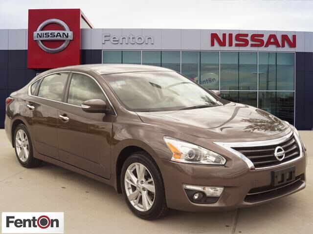 2015 Nissan Altima 2.5 SL One Owner Carfax Certified Value! Kansas City KS
