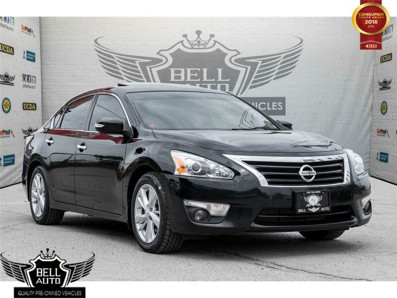 2015 Nissan Altima 2.5 SL SUNROOF BACK-UP CAMERA LEATHER INTERIOR