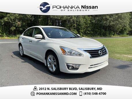 2015_Nissan_Altima_2.5 SL_ Salisbury MD