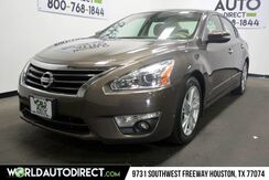 2015_Nissan_Altima_2.5 SL front wheel drive 2.5L 4-Cyl Engine_ Houston TX