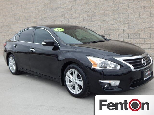 2015 Nissan Altima 2.5 SV Kansas City MO