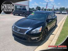 2015_Nissan_Altima_2.5 SV_ Central and North AL