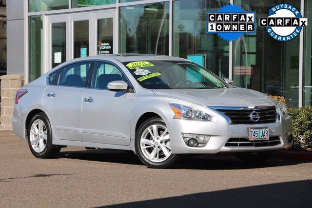 2015 Nissan Altima 2.5 SV Corvallis OR