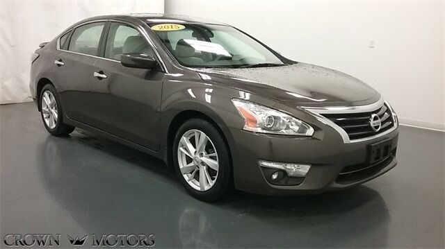 2015 Nissan Altima 2.5 SV Holland MI