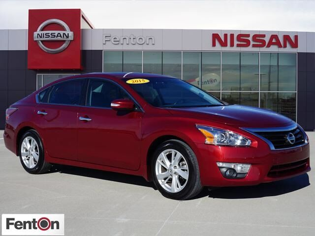2015 Nissan Altima 2.5 SV Tech PKG Kansas City KS
