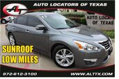 2015 Nissan Altima 2.5 SV with POWER SUNROOF