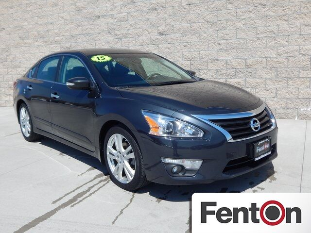 2015 Nissan Altima 3.5 SL Kansas City MO