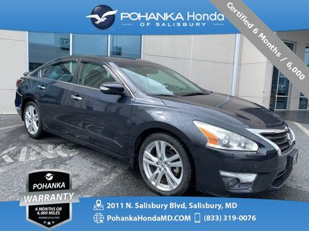 2015_Nissan_Altima_3.5 SL ** Only 45,235 Low Miles ** Certified 6 Month / 6,_ Salisbury MD