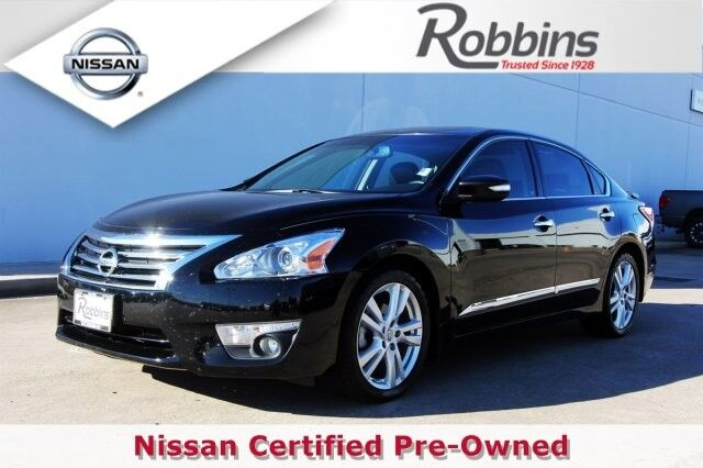 2015 Nissan Altima 3.5 SL Houston TX