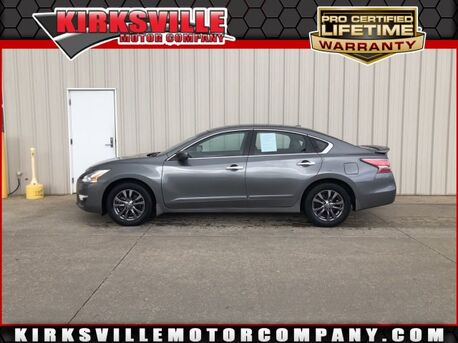 2015_Nissan_Altima_4dr Sdn I4 2.5 S_ Kirksville MO
