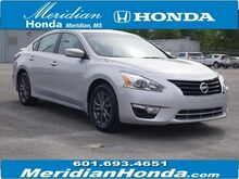 2015_Nissan_Altima_4dr Sdn I4 2.5 S_ Meridian MS