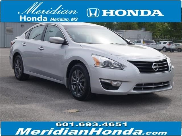 2015 Nissan Altima 4dr Sdn I4 2.5 S Meridian MS