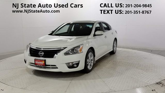 2015 Nissan Altima 4dr Sedan I4 2.5 SV Jersey City NJ