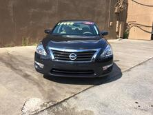 Nissan Altima S 2.5 S 2015