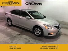 2015_Nissan_Altima_S **Brand New Front Brakes and Rotors**_ Winnipeg MB