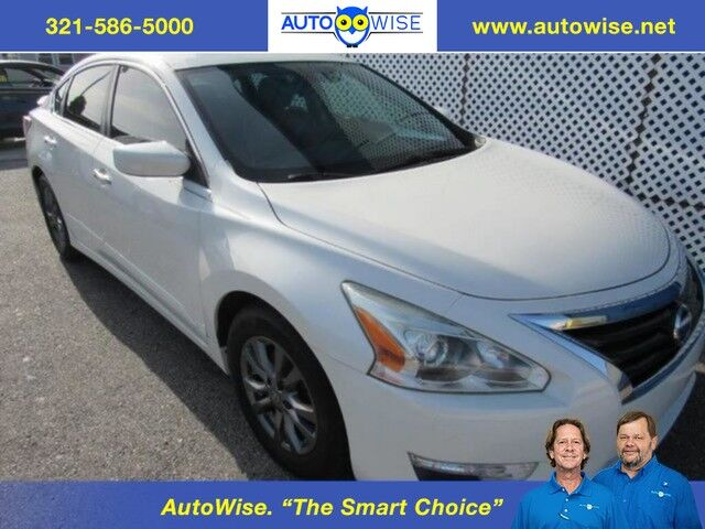 Nissan Altima SPECIAL EDITION PKG 2.5 S 2015